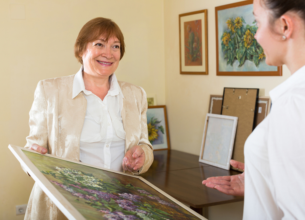 buying art safely direct from the artist or seller