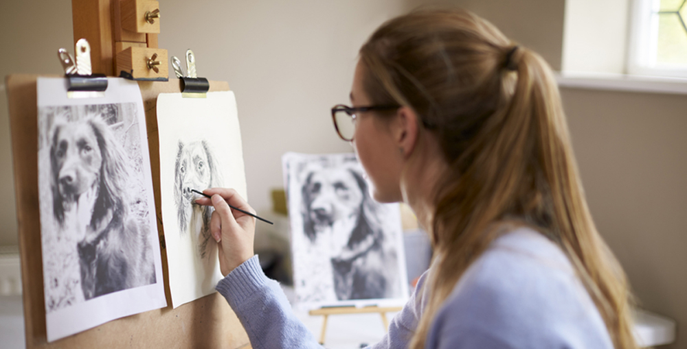 how to commission an artwork from an artist