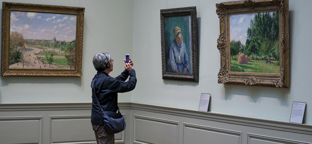who owns the copyright of a piece of art, painting or sculpture