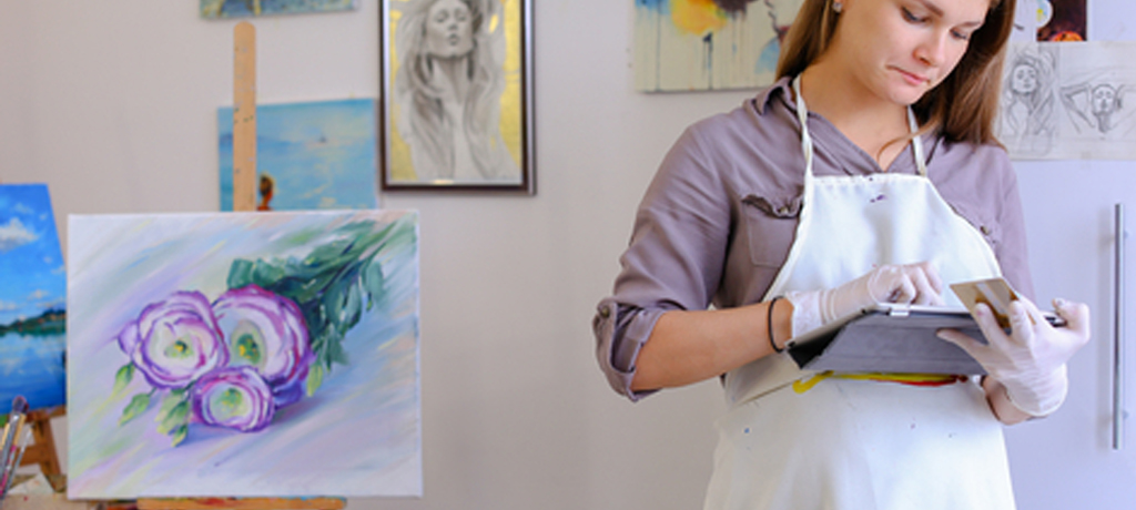 Selling art during coronavirus lockdown UK